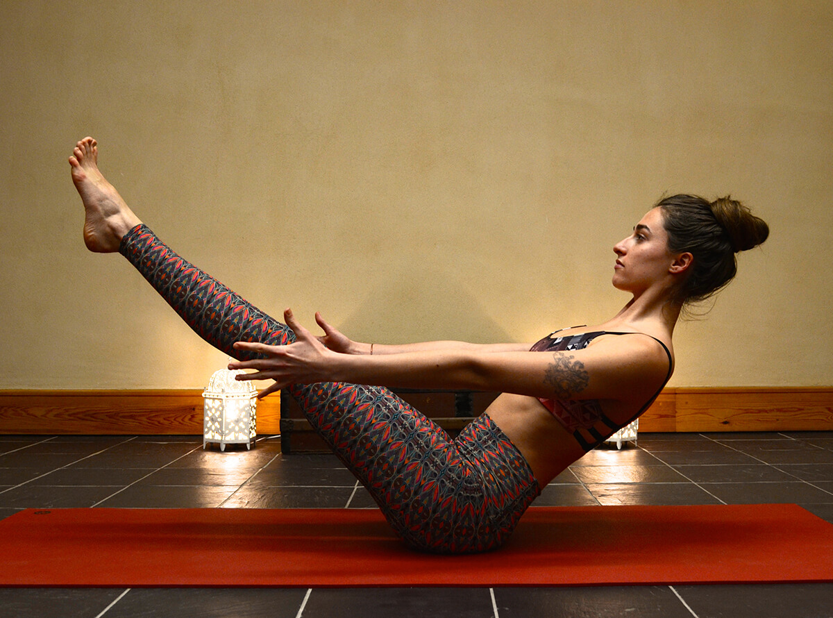 Deeply strengthen your body and mind