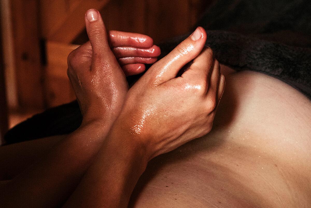 Advanced massage techniques