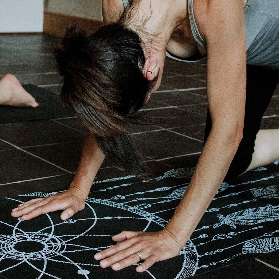"""""""A modern, functional and spiritual yoga studio"""""""